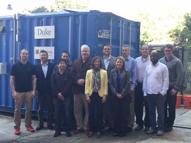 Gates Foundation Visit March, 2015