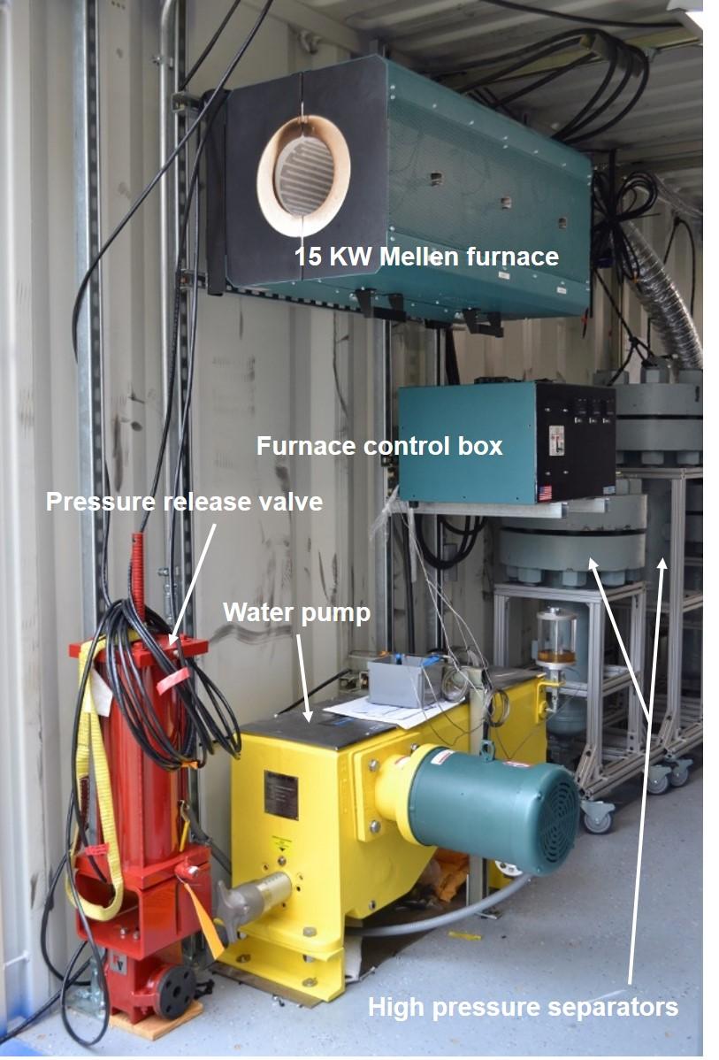 Furnace & Water Pump Quadrant